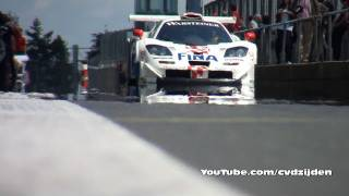 Mclaren F1 GTR Rev & Accelerate!! Great Sound!!