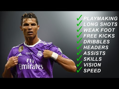 This is why Cristiano Ronaldo is the most COMPLETE player EVER