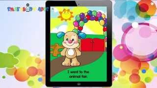 ABC video Learning with Sesame Street Elmo, Robot ABC song Fisher Price shapes, Nursery Rhymes
