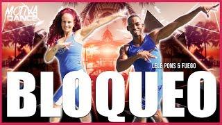 Baixar Bloqueo - Lele Pons & Fuego | Motiva Dance (Coreografia)