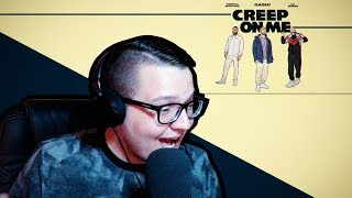 3 Artists on a Fire Track || GASHI - Creep On Me ft. French Montana, DJ Snake (REACTION)