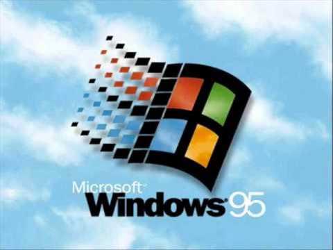Microsoft Windows 95 - Clouds MIDI