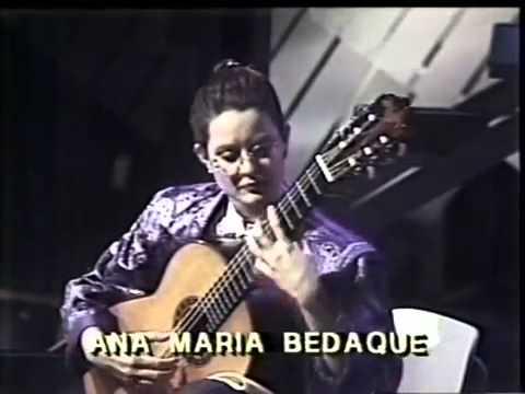 Ana Maria Bedaque - The Frog Galliard (John Dowland) - Programa Primeiro Movimento