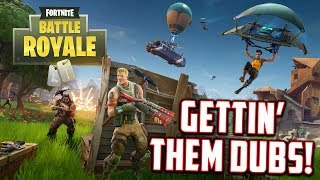 LETS GET SOME WINS! Fortnite Battle Royale Gameplay