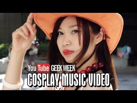 We Love Cosplay! Anime Expo Music Video - Geek Week