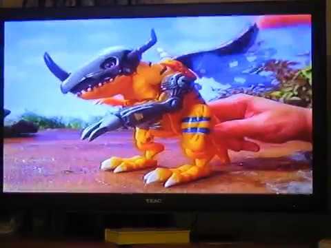 to Digimon: The Movie 2000 Australian VHS