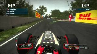 F1 2012 Review (xbox 360)