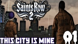 """Saints Row 2 - Gameplay Walkthrough Ep #1 """"OMELLY CREATION/The City's Mine"""" #Xbox360 #GxdSquad [HD]"""