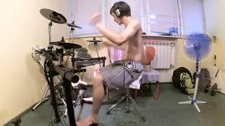 PX Pain - Retaliation_Drum CovЁr