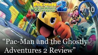 Pac-Man and The Ghostly Adventures 2 Review (Video Game Video Review)