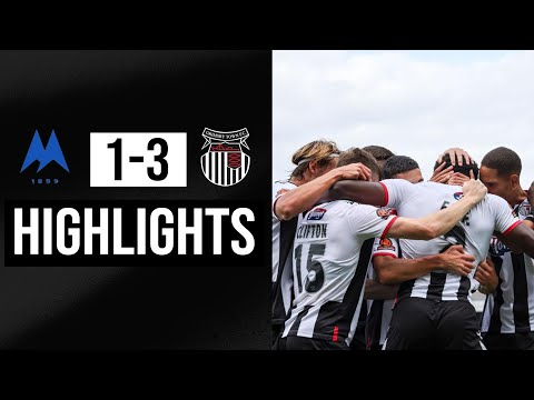 Torquay Grimsby Goals And Highlights