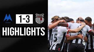 Торки Юнайтед  1-3  Гримсби Таун видео
