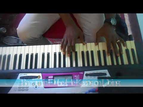 Best-Meilleur-Simple- Keyboard Tutorial -Benjamin Dube He Keeps on Doing