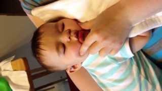 Baby Sings Jose Jalapeño Song