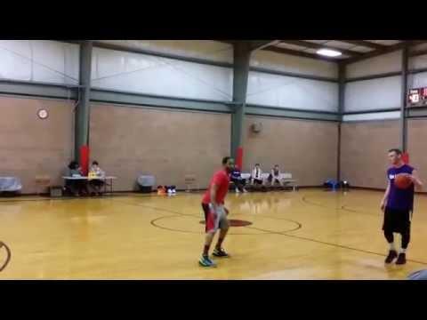 DeKalb Park District Mens Basketball Game