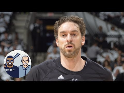 Spurs Overpaid For Pau Gasol | Jalen & Jacoby | ESPN