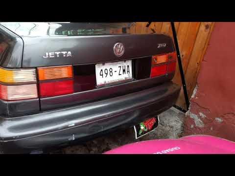 Progreso Jetta A3 del club NEW IMPACT
