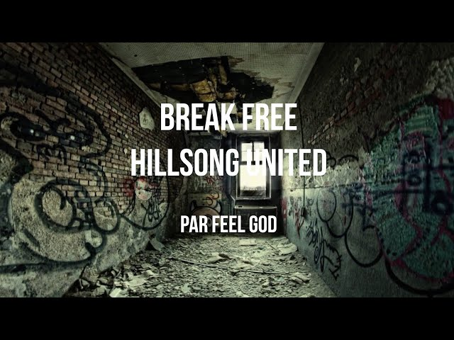 Break Free - Cover Feel God ft. Nassim - Hillsong United (French version)