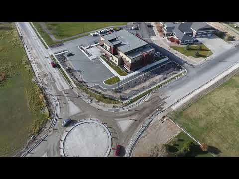 Bluffdale Engineering - 14400 South Widening & Roundabout  11/2/18