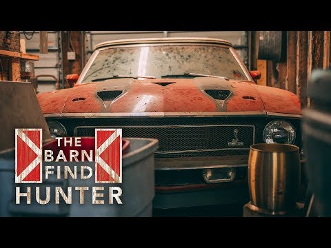 1970 Shelby GT500 Convertible   Barn Find Hunter - Ep. 36