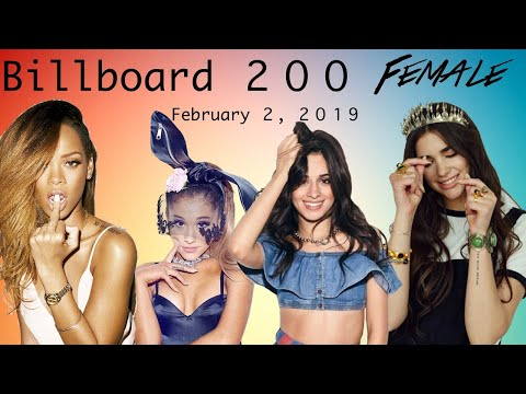 Billboard 200 February 2, 2019 / FEMALE Mp3