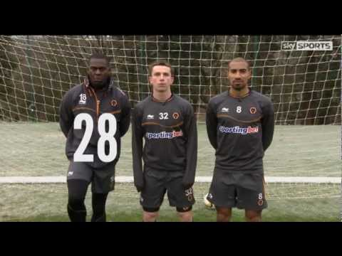Wolves - 2-Footed Corner Challenge - The Fantasy Football Club