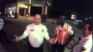 Power Hungry Mall cops respond to Open Carry!