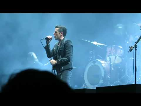 The KILLERS 'RUNAWAY' ACL Music Festival 2017 with Emma; Austin TX