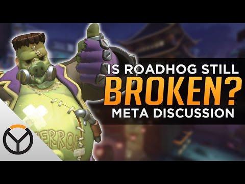 Overwatch: Is Roadhog Still Broken? - Meta Discussion