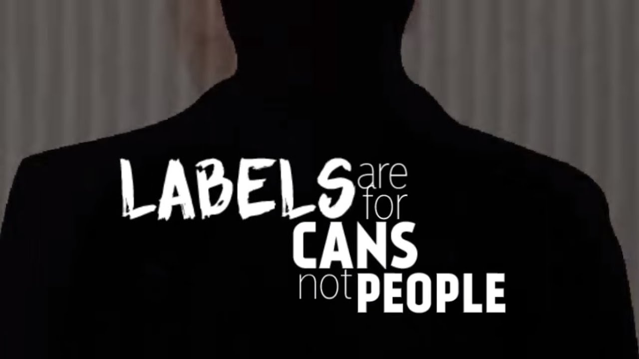 Image result for labels on people