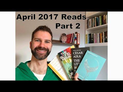 Reading Wrap Up / April 2017 Part 2