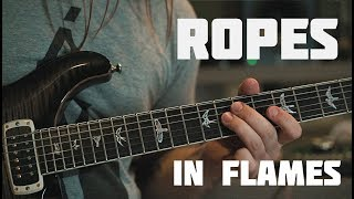 Ropes - In Flames - cover by Roman Skorobagatko, Paul Smith, Klym Lysiuk