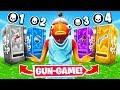 VENDING Machine GUN GAME *NEW* Game mode in Fortnite Battle Royale