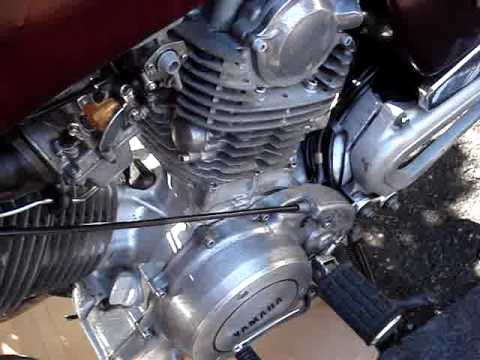 1981 750 yamaha virago starter repair complete youtube