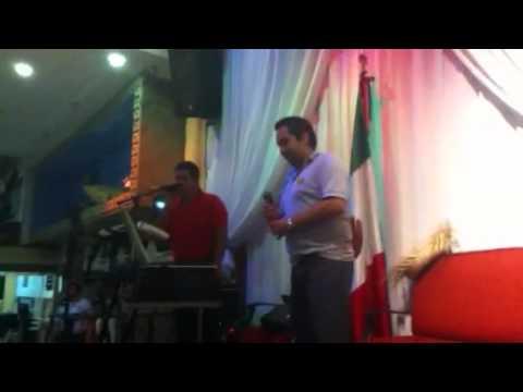 Lobby club del sol karaoke David Sosa