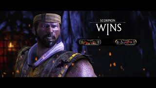 Mortal Kombat XL Gothenks vs Jefferson2309