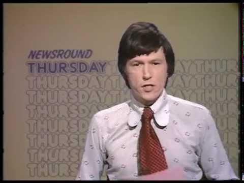 19 September 1974 BBC1 - Blue Peter & Newsround - freeze frame ident