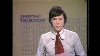 19 September 1974 BBC1 - Blue Peter & Newsround - freeze frame ident