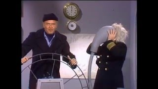 The Oldest Man: The Captain from The Carol Burnett Show (Full sketch)