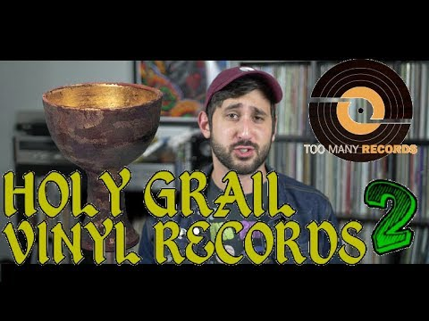 Holy Grail Vinyl - MOST WANTED RECORDS PART 2