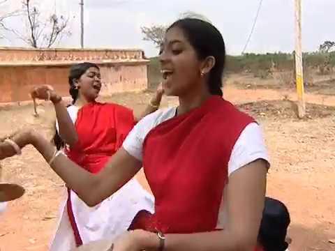 24. Kamsale - Girls in Martial Dance | Mysore Mystique