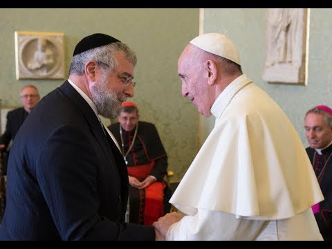 KTF News - Jewish Leadership, Vatican Collaboration