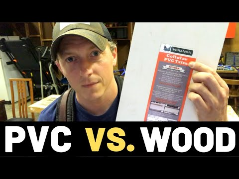 PVC TRIM VS. WOOD TRIM? (Pros And Cons!)