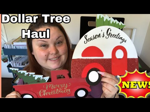 dollar-tree-haul-|-new-items-|-october-2019