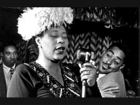 Ella Fitzgerald & Bill Doggett ~ I Can't Face The Music