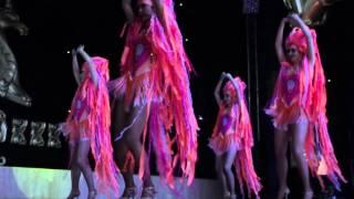 Шоу балет Diamond в Алматы - антре латино