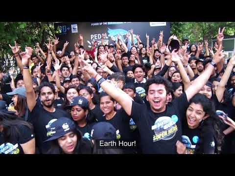Official Earth Hour 2018 Video: #Connect2Earth