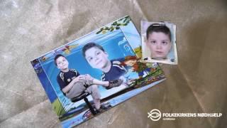 Enaam - en enlig mor flygtet fra Syrien