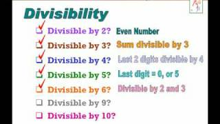math worksheet : divisibility rules with worked solutions  videos  : Divisibility Rules Worksheet