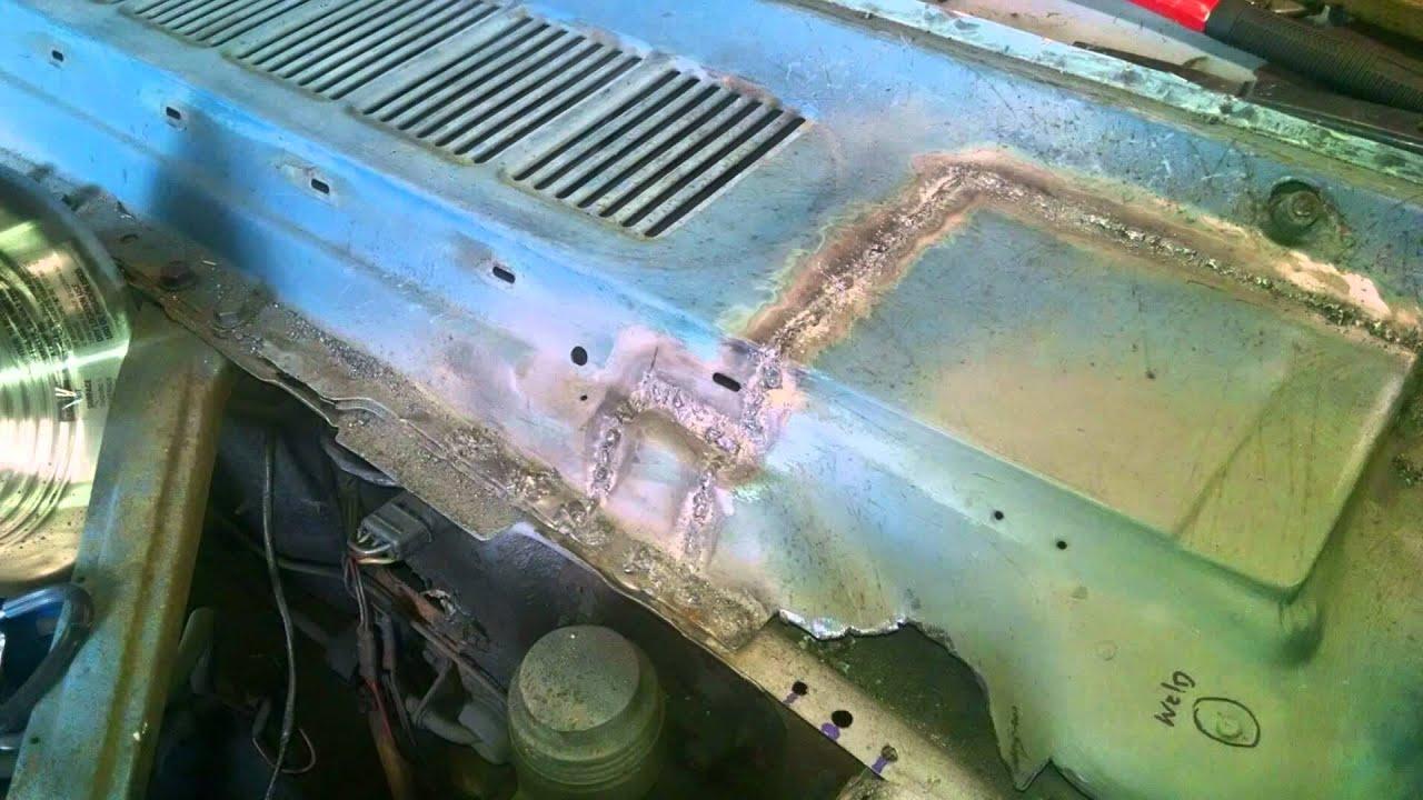 My 1966 Mustang Restoration Pt 1